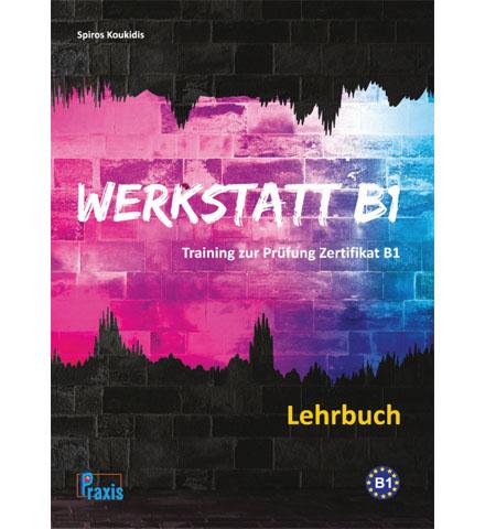 دانلود فایل کتاب آموز آلمانی Werkstatt B1