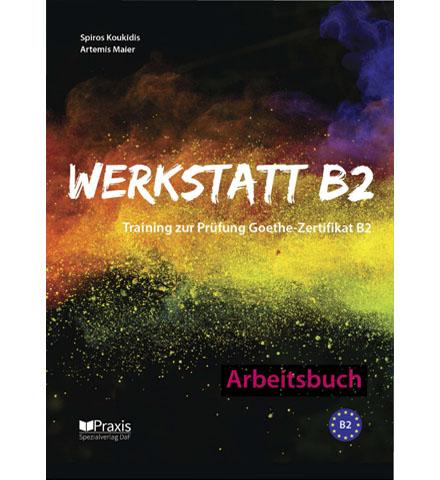 دانلود فایل کتاب آموز آلمانی Werkstatt B2