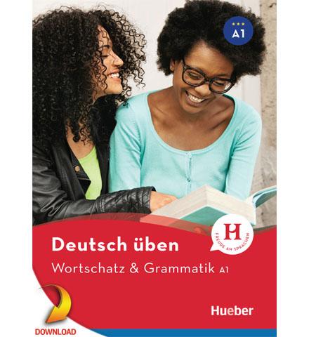 دانلود فایل کتاب آلمانی Wortschatz & Grammatik A1
