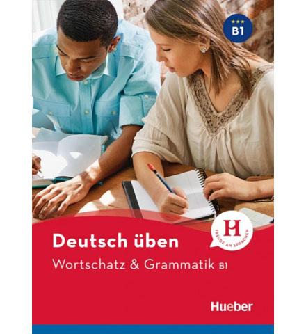دانلود فایل کتاب آلمانی Wortschatz & Grammatik B1