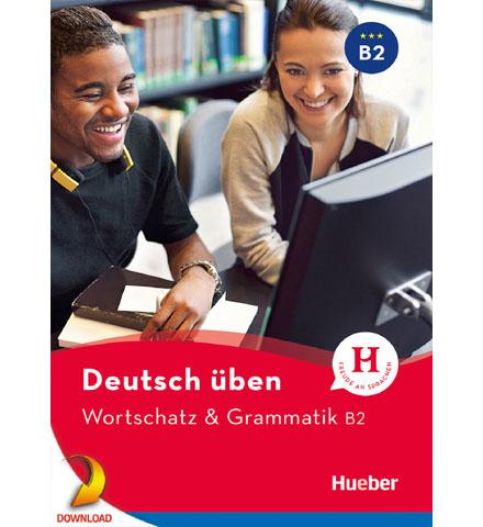 دانلود فایل کتاب آلمانی 2Wortschatz & Grammatik B2