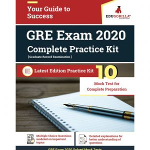 فایل کتاب EDUGorilla GRE Exam 2020 Complete Practice Kit