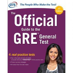 فایل های کتاب ETS the official guide to the gre general test
