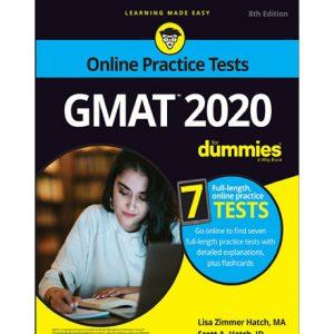 فایل کتاب GMAT For Dummies 2020