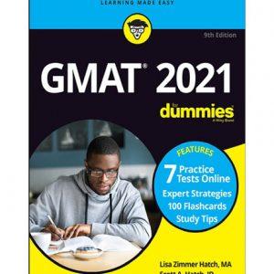 فایل کتاب GMAT For Dummies 2021
