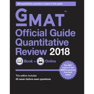 فایل کتاب GMAT Official Guide 2018 Quantitatice Review