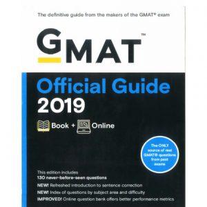 فایل کتاب GMAT - Official Guide 2019