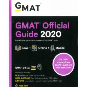 فایل کتاب GMAT - Official Guide 2020
