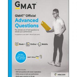فایل کتاب GMAT - Official Guide 2020 Advanced Questions