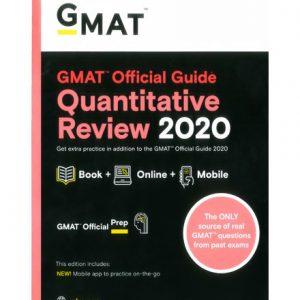 فایل کتاب GMAT-Official Guide 2020 Quantitative Review