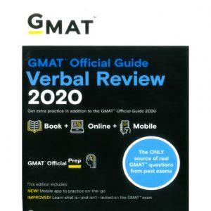 فایل کتاب GMAT - Official Guide 2020 Verbal Review