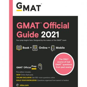 فایل کتاب GMAT - Official Guide 2021
