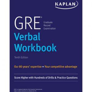 فایل کتاب Kaplan GRE Verbal Workbook