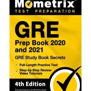 فایل کتاب Mometrix - GRE Prep 2020 and 2021