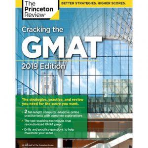 فایل کتاب The Princeton Review Cracking the GMAT 2019 Edition