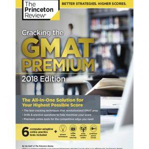 فایل کتاب The Princeton Review Cracking the GMAT Premium Edition 2018