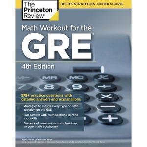 فایل کتاب The Princeton Review - Math Workout for the GRE