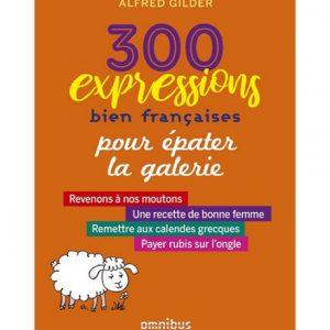 فایل کتاب 300 Expressions Bien Françaises Pour Epater la Galerie