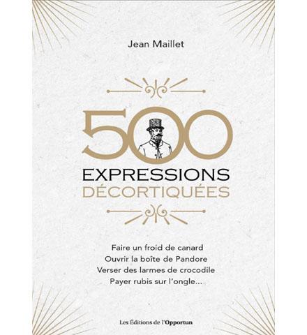 فایل کتاب 500 expressions décortiquées