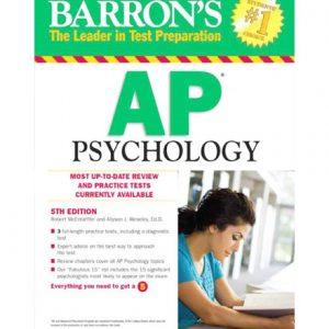 فایل کتاب AP Psychology 5th Edition