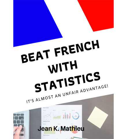 فایل کتاب Beat French With Statistics