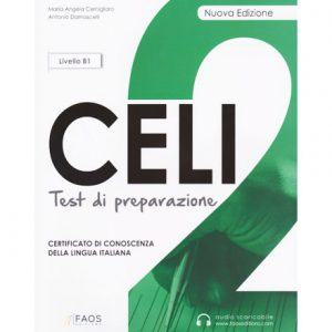 فایل کتاب CELI 2 Test di Preparazione