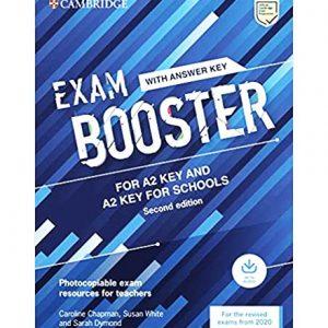 فایل کتاب Cambridge Exam Booster for A2 Key for Schools