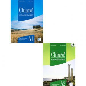 پکیج کتاب های Chiaro A1-A2