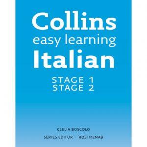 پکیج آموزش صوتی Collins Italian Easy Learning (سطوح 1 و 2)