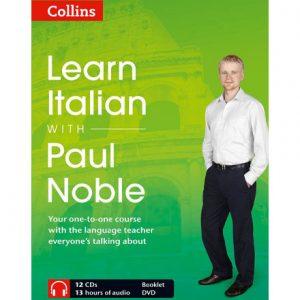 فایل کتاب Collins Italian with Paul Noble