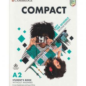 فایل کتاب Compact Key for Schools