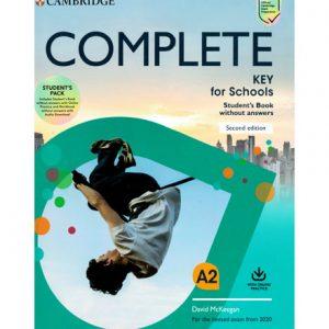 فایل کتاب Complete Key for Schools