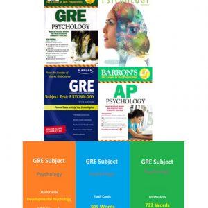 پکیج آمادگی GRE Subject رشته روانشناسی