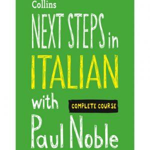 پکیج آموزش صوتی Next Steps in Italian with Paul Noble