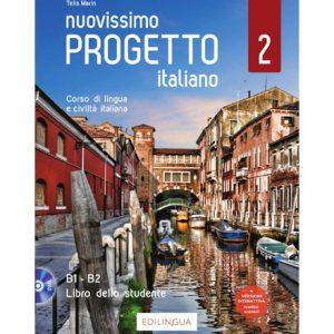 فایل کتاب Nuovissimo Progetto italiano 2