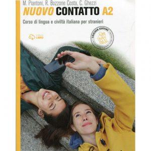 فایل کتاب Nuovo Contatto A2