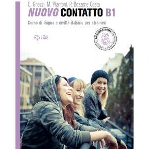 فایل کتاب Nuovo Contatto B1