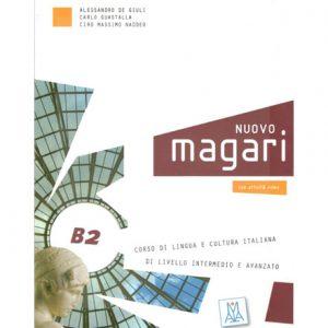 فایل کتاب Nuovo Magari B2