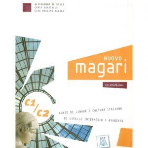 فایل کتاب Nuovo Magari C1.C2