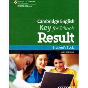 فایل کتاب Oxford Key for Schools Result