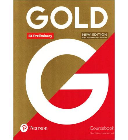 فایل کتاب Pearson Gold B1 Preliminary