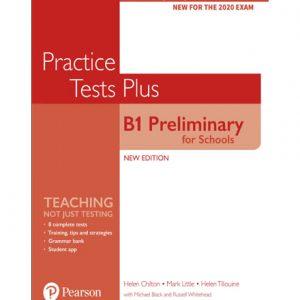 فایل کتاب Pearson Practice Test Plus B1 Preliminary for Schools