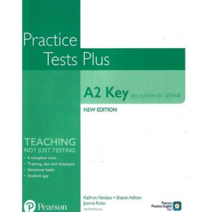 فایل کتاب Practice Tests Plus with Answers A2 Key