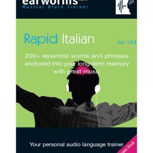 پکیج آموزش صوتی Rapid Italian