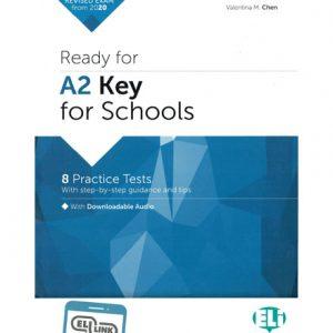 فایل کتاب Ready for A2 Key for Schools