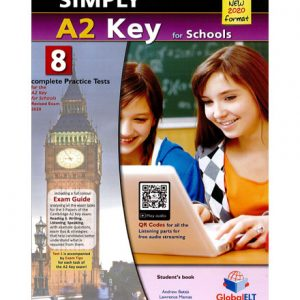 فایل کتاب Simply A2 Key for Schools