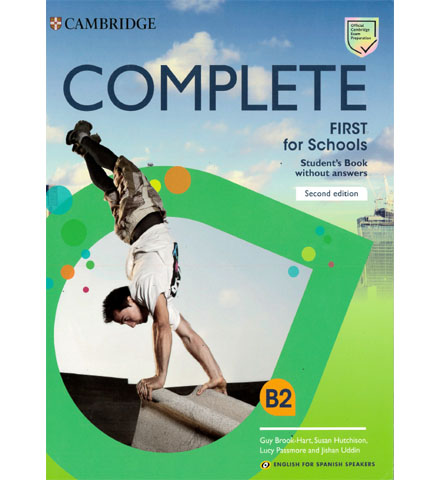 فایل کتاب Complete First for Schools