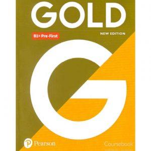 فایل کتاب Pearson Gold B1 Prefirst
