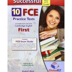 فایل کتاب Successful FCE 10 Practice Tests